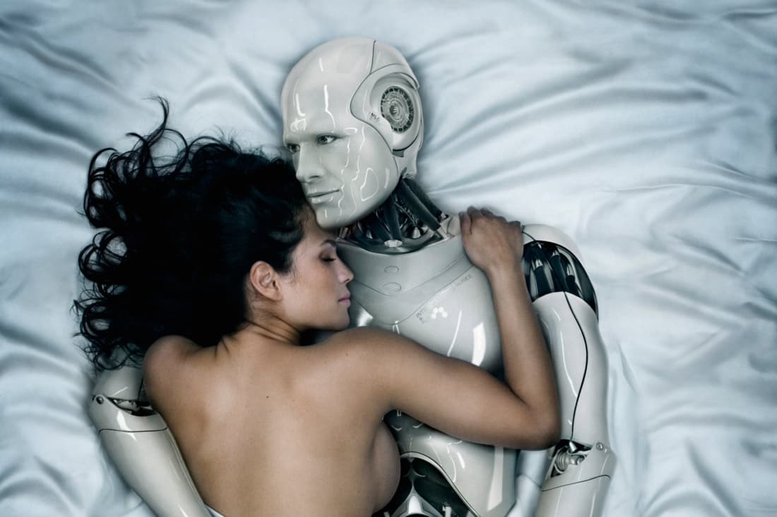 Robots enslave humanity with sex
