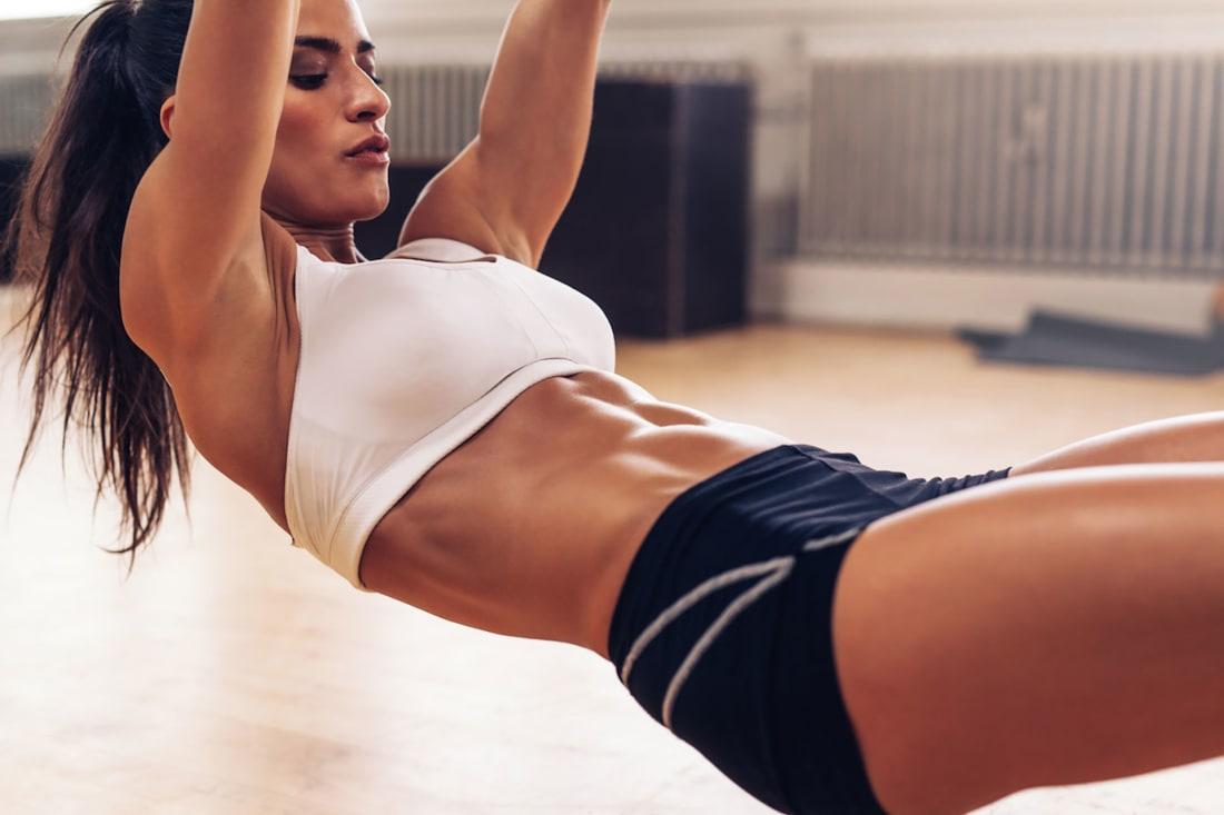 Orgasm while exercising