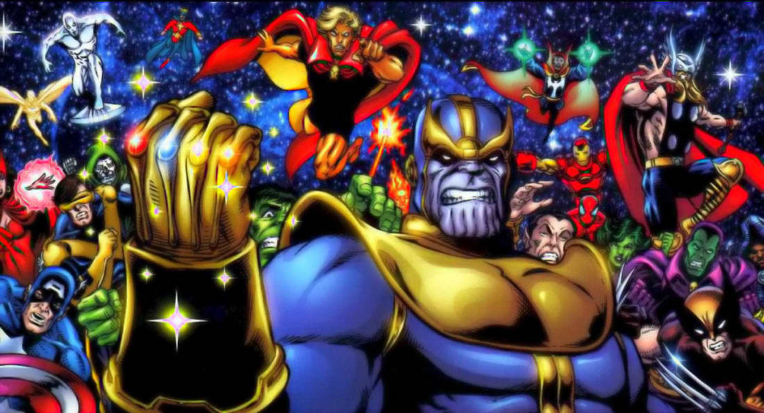 exploring the comic book roots of 'avengers: infinity war' | geeks
