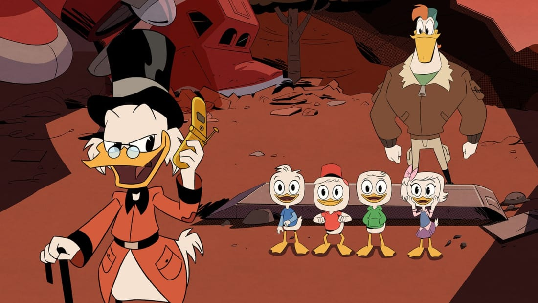 disney xd is airing ducktales 2017 out of order and that s a big