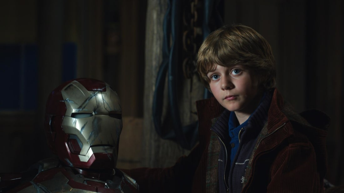Image result for Harley Keener iron man 3