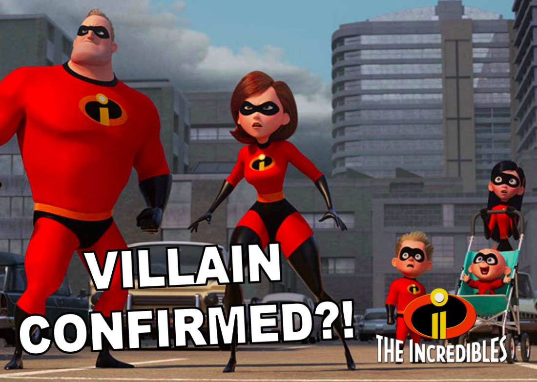 Pixar Theory Has The Incredibles 2 Villain Been