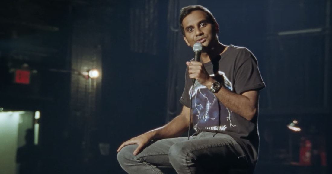 My Review of 'Aziz Ansari: Right Now'