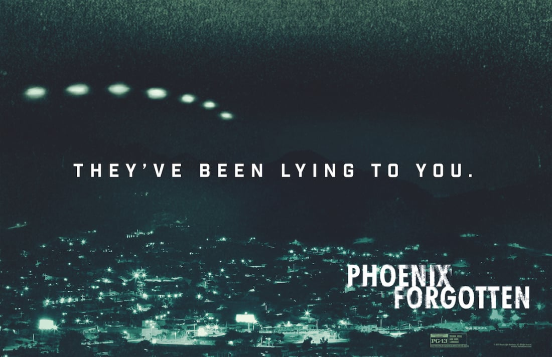 Delightful ... Of Phoenix, Arizona Will Never Forget. Spanning Nearly 300 Miles And  Witnessed By Thousands Of People, An Extraordinary Formation Of  Synchronized Lights ...