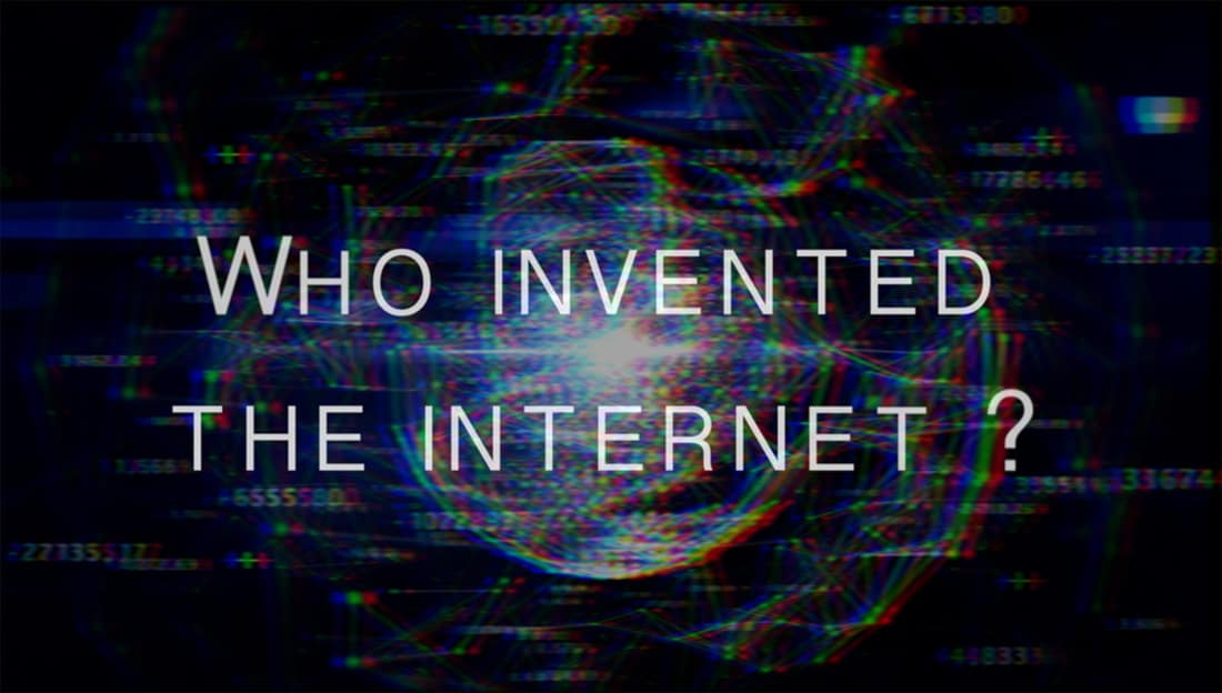 Who Invented the Internet?   01