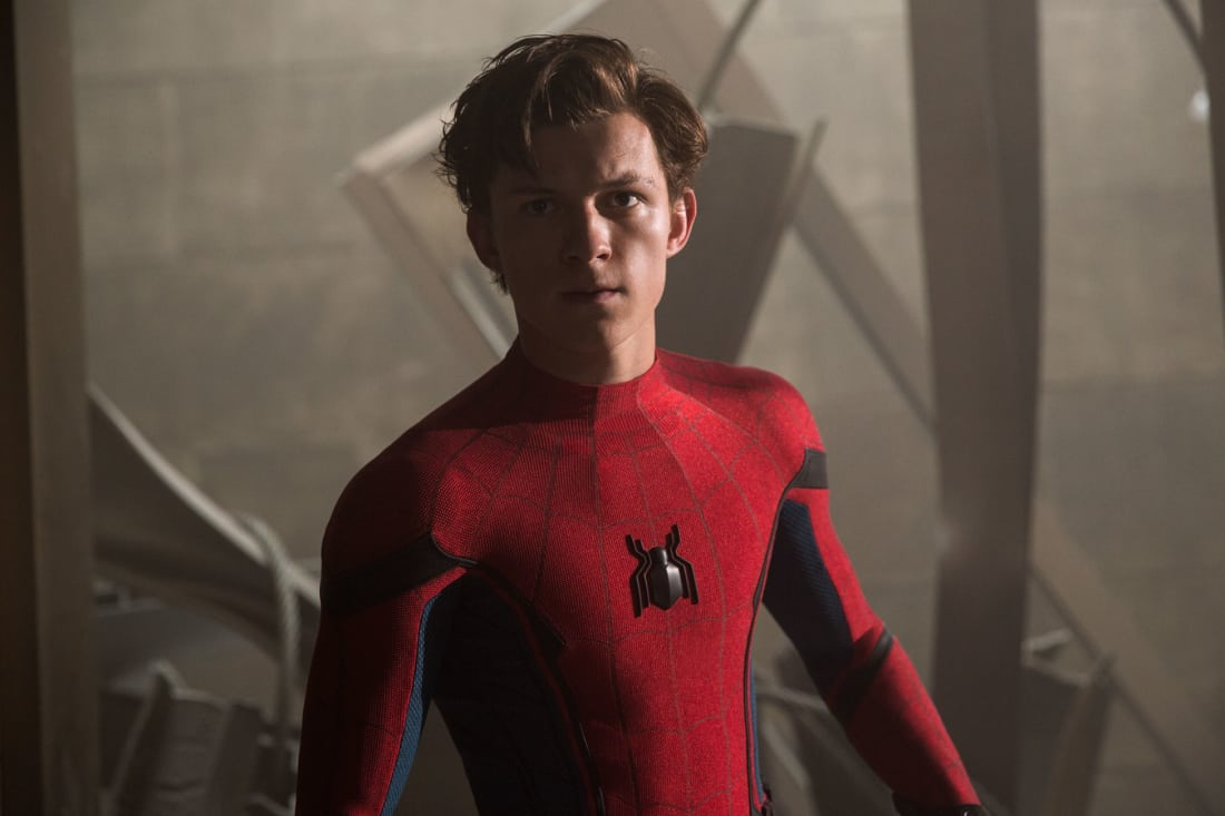 Isn't Peter Parker's new costume in Spider-Man: Homecoming a thing of  beauty?