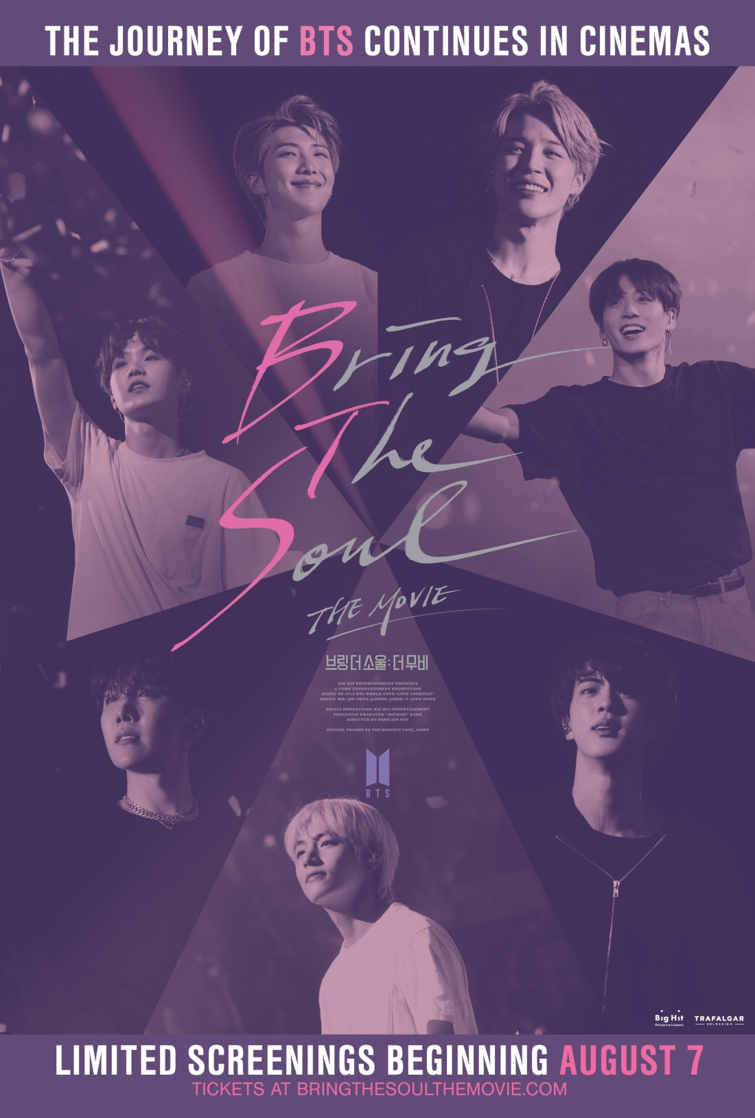 Movie Review: 'BTS: Bring the Soul' | Beat