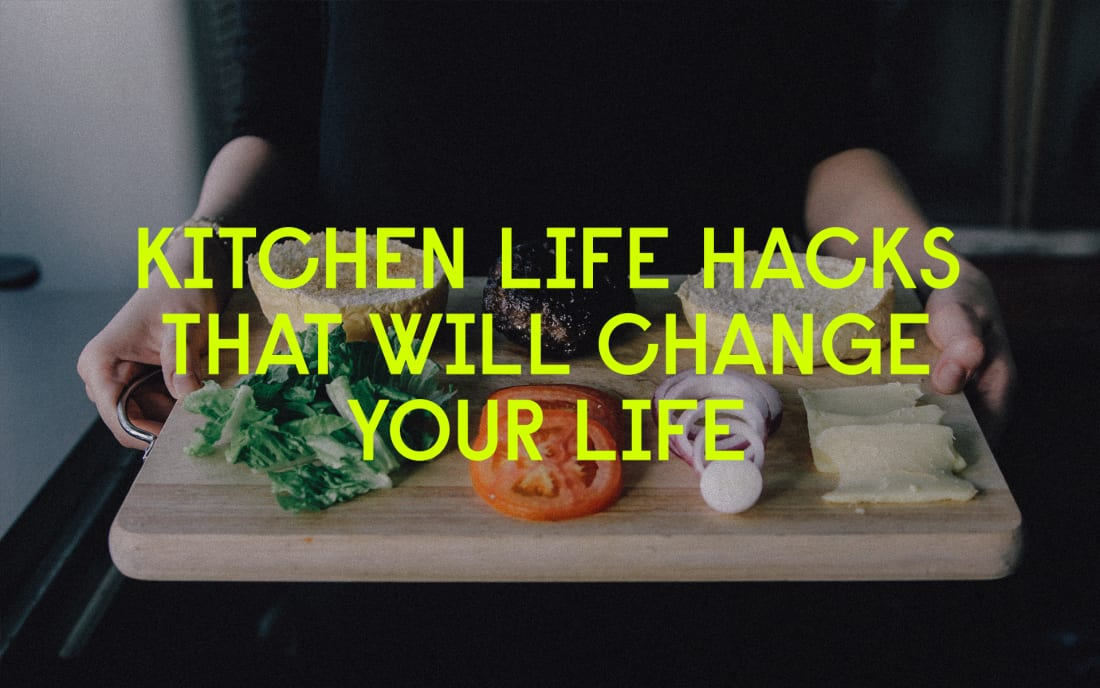 Cooking May Seem Like An Insurmountable Challenge, But The Kitchen Can Be  Your Ideal Workspace With A Few Key Life Hacks.