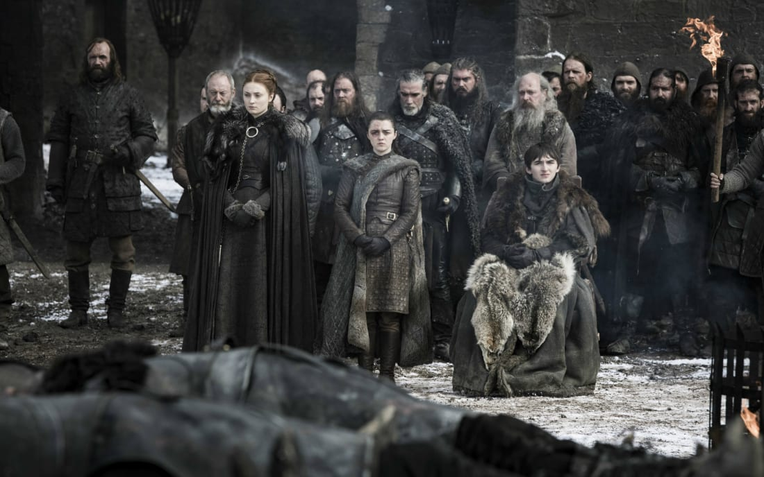 'Game of Thrones' Season 8: The 20 Best Quotes From Episode 4, 'The Last of the Starks'