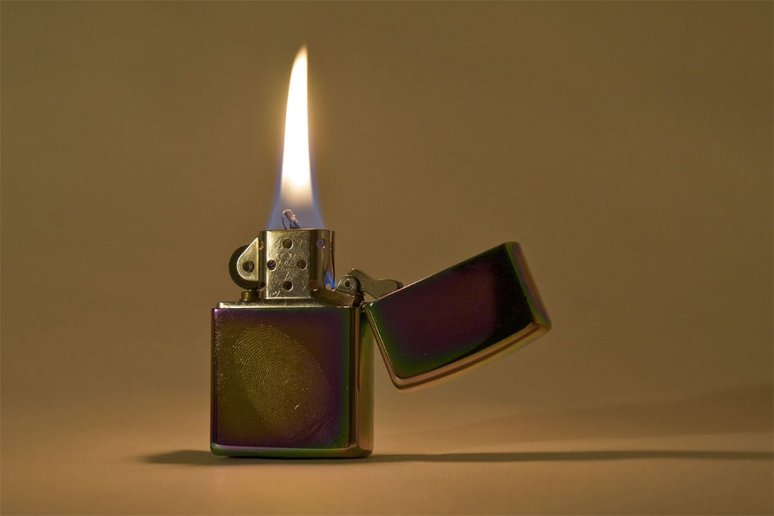 History of the Lighter at Concerts   Beat