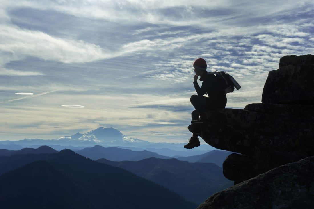 the joys of hiking wander