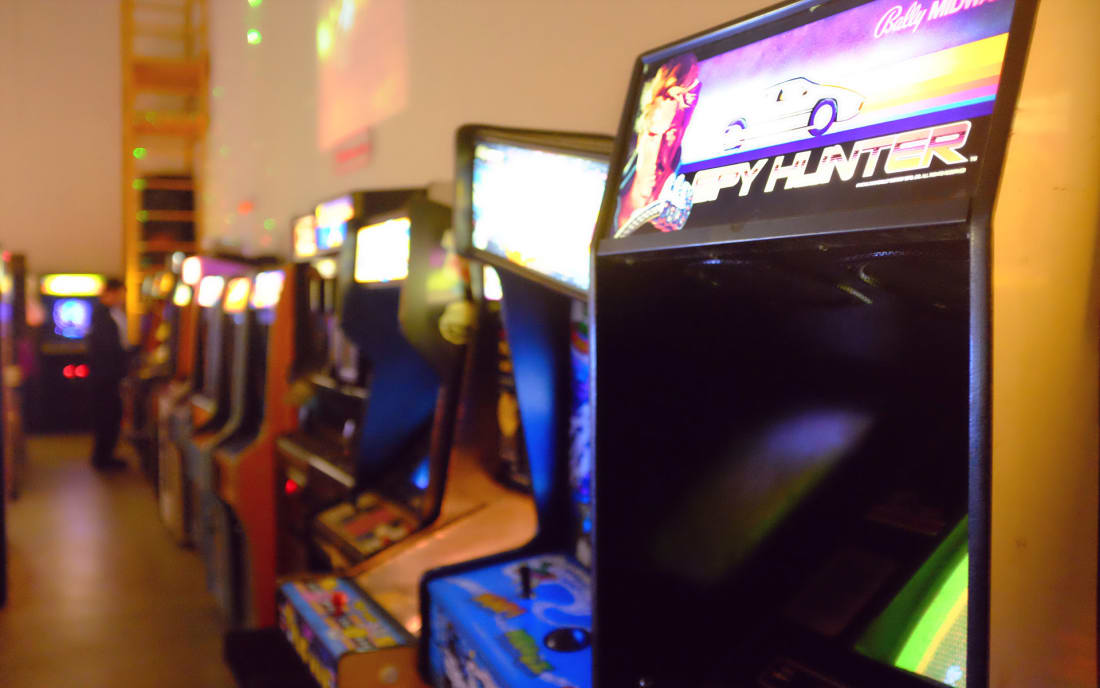Take A Trip Down Memory Lane With The Golden Age Of Arcade Games
