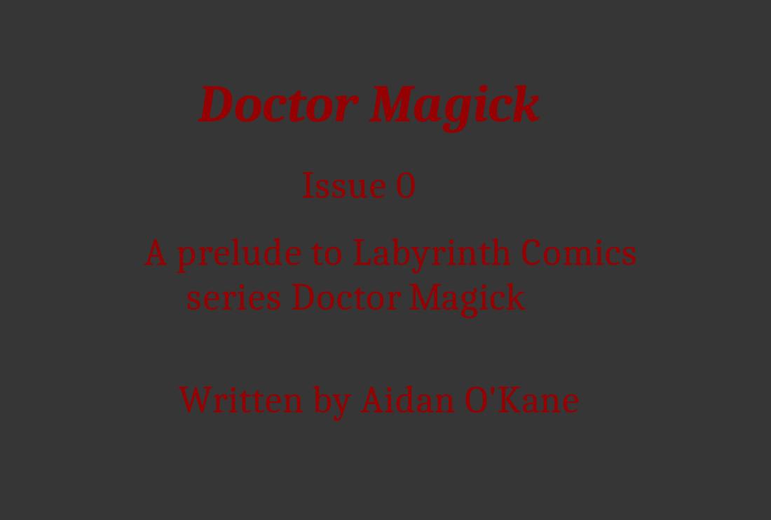 Doctor Magick   Geeks