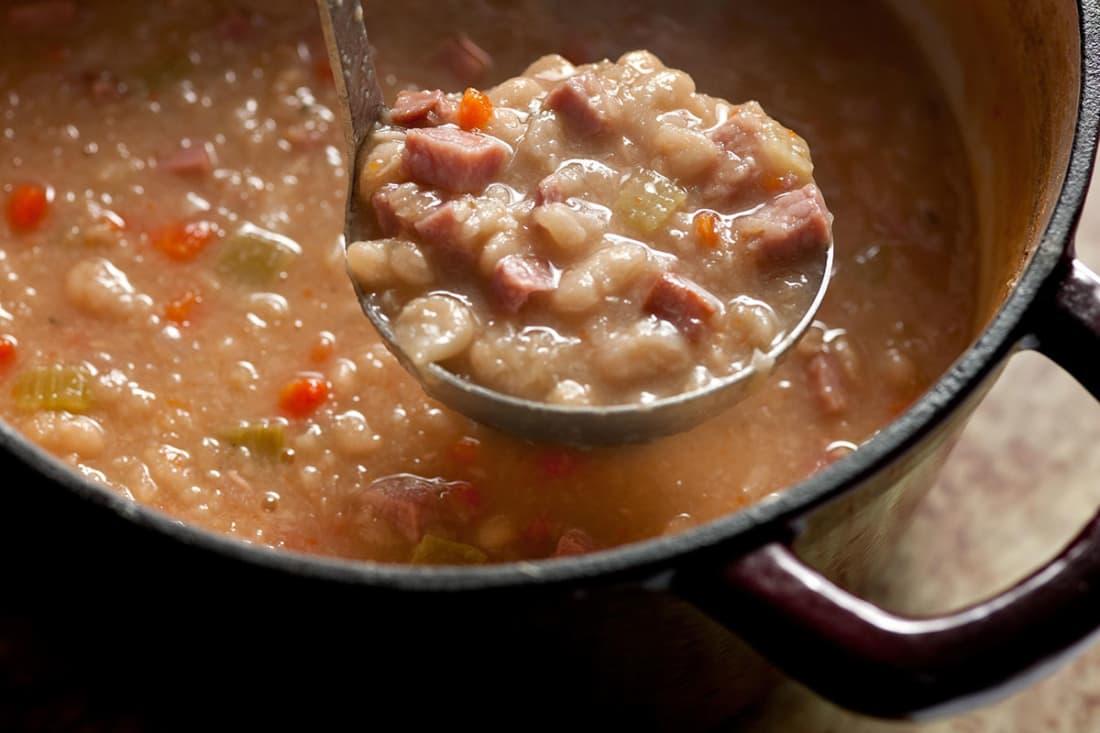 Authentic Civil War Recipes Feast
