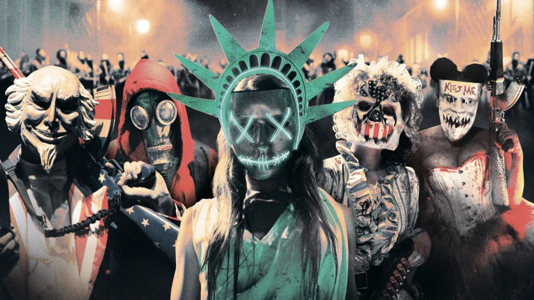 May God Be With Us All: Blumhouse Is Bringing 'The Purge' To