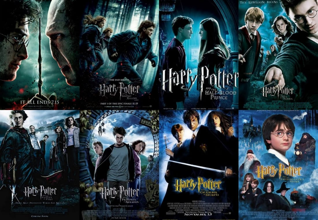 Harry Potter Book Rankings : Ranking the harry potter films worst to best a book fan s