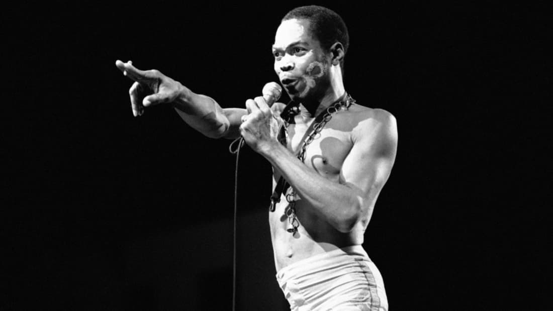 Image result for Remembering Fela Kuti, the Man Who Invented Afrobeat