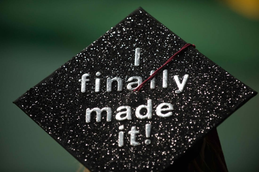 how to decorate graduation cap is that simple. As Your Final School Project, Decorating Graduation Cap Is A Fun Way To Express Yourself. Though Not Every Will Allow You Wear Them The How Decorate That Simple S