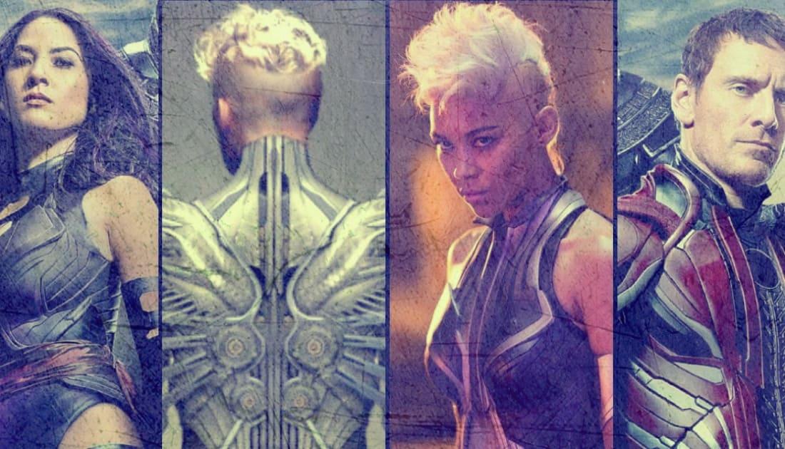 Exploring The Four Horsemen In 'X-Men: Apocalypse' | Geeks