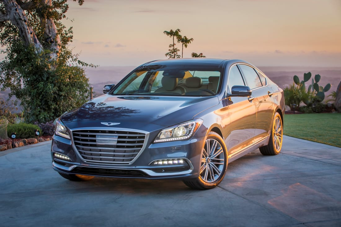 Things To Know About The New Genesis Car Brand Wheel