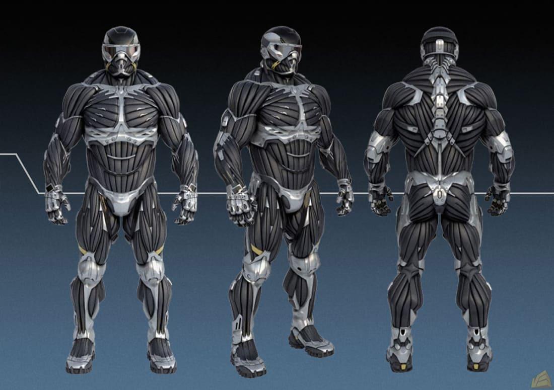 Coolest Sci Fi Armor Futurism