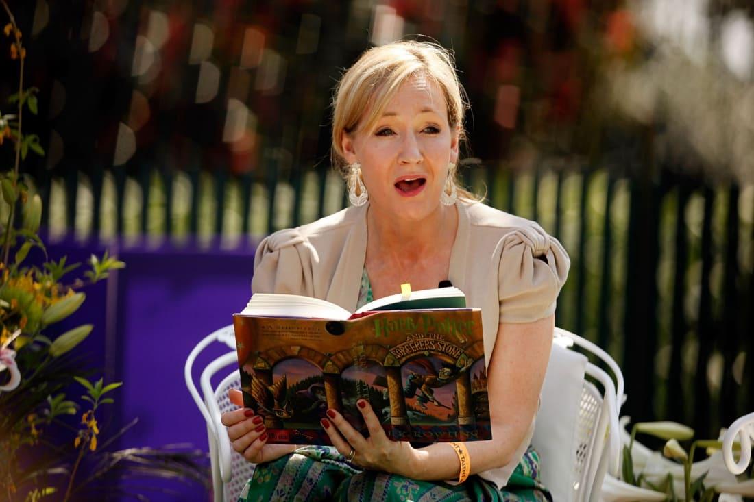 J.K. Rowling made a massive mistake on BackToHogwarts day