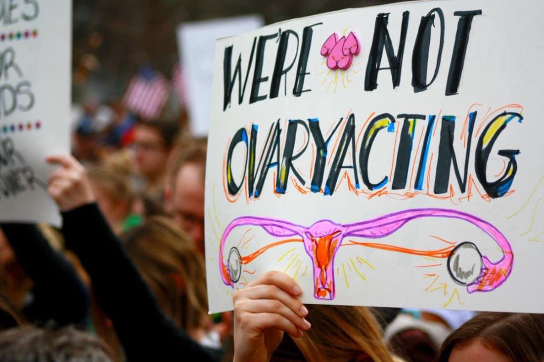 Why do women need 63