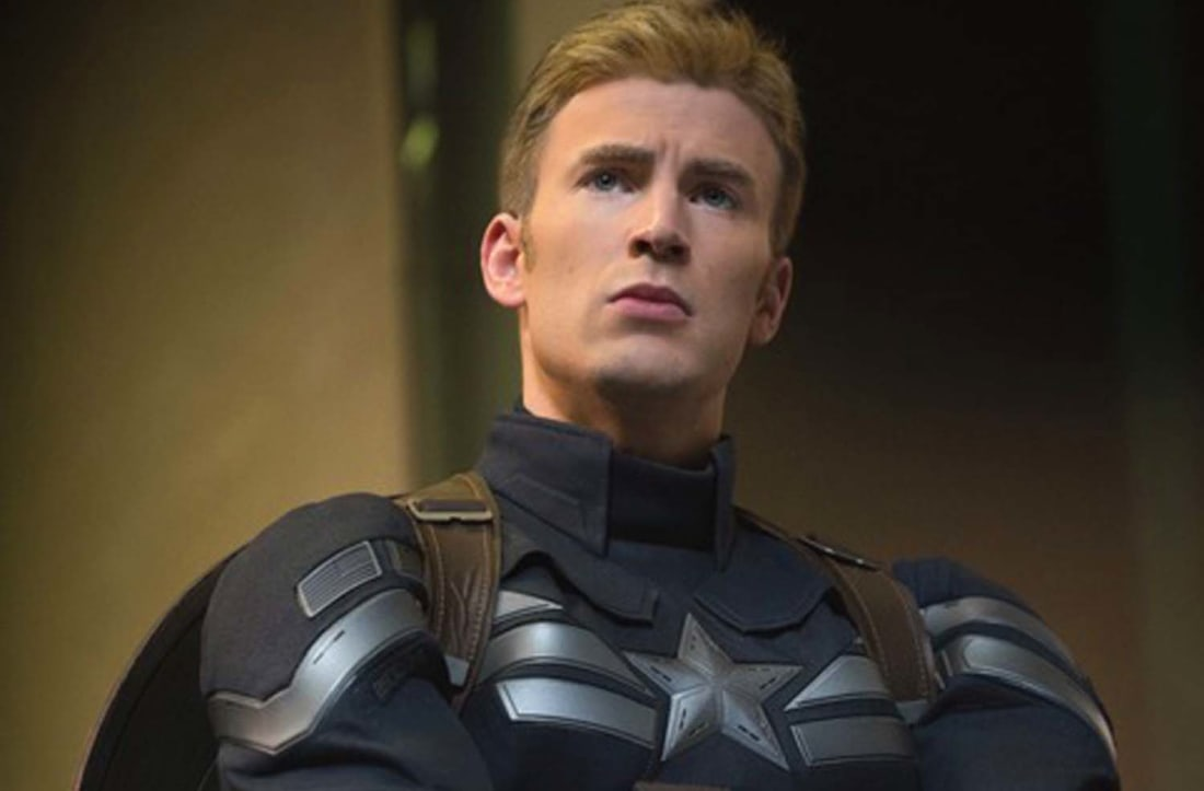 Chris Evans Reveals He S Willing To Stay On As Captain America The
