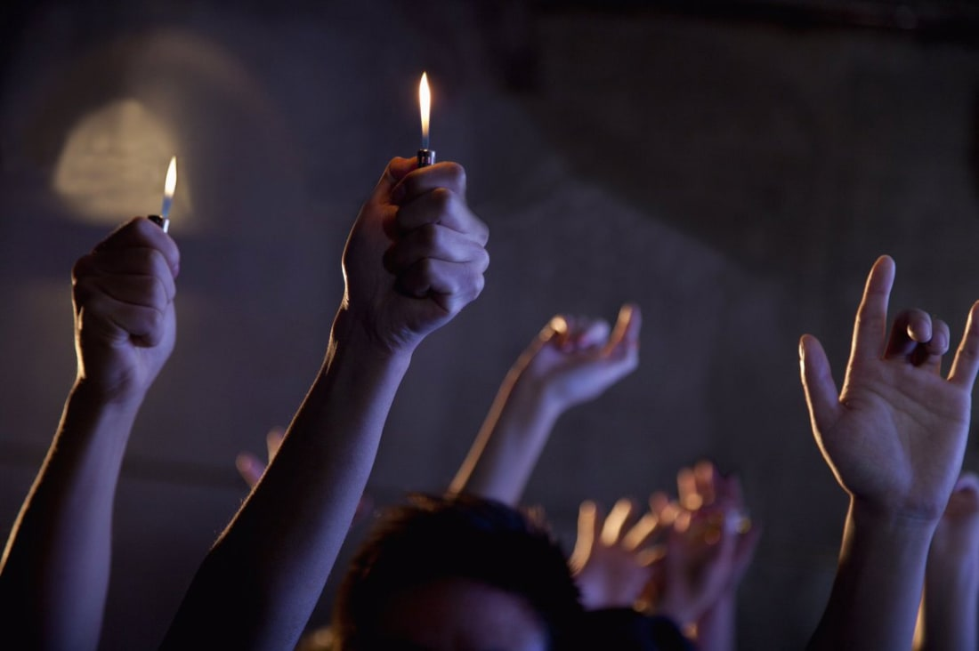 History of the Lighter at Concerts | Beat