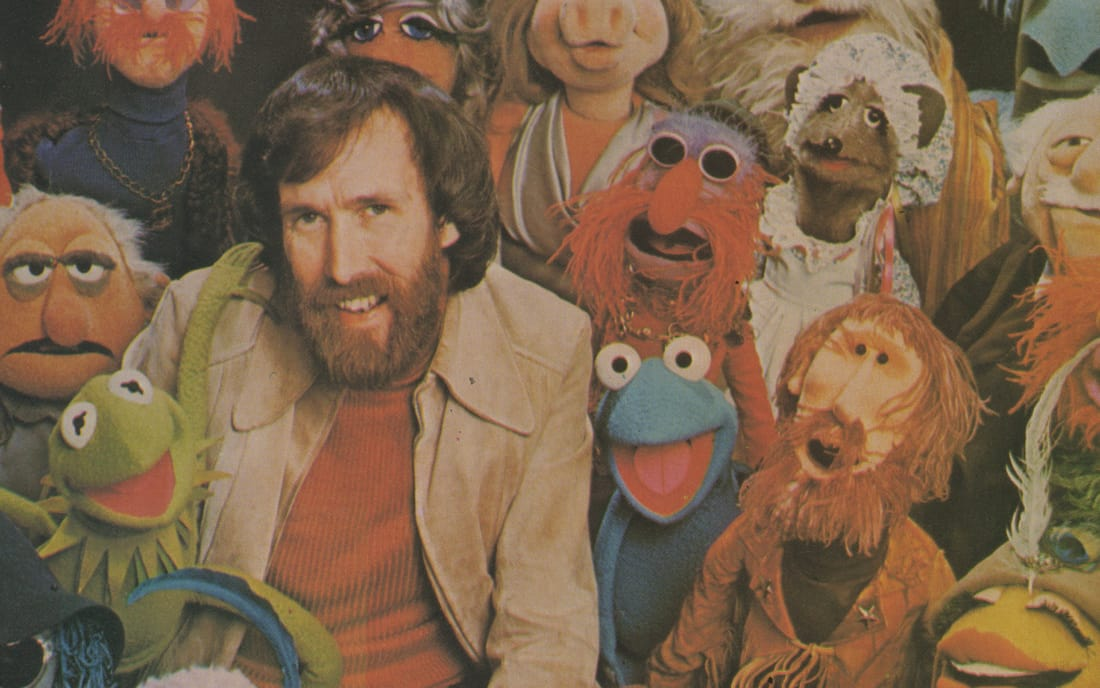 Jim henson interview geeks jim hensons lovable gang of muppets a combination of the words marionette and puppet has made him the most celebrated and successful merchant of voltagebd Choice Image