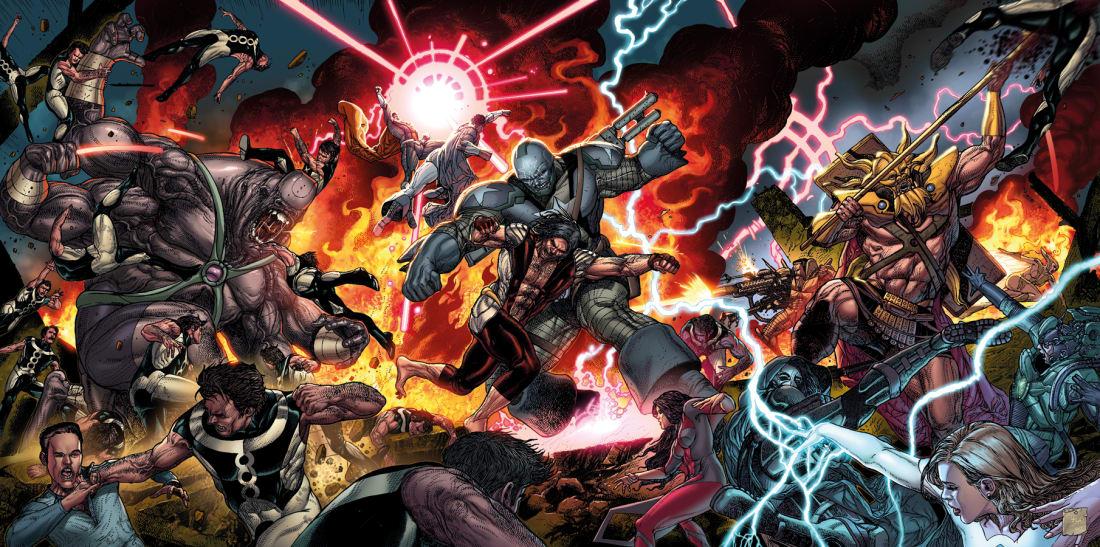 Marvel Supervillains Alphabet | Geeks