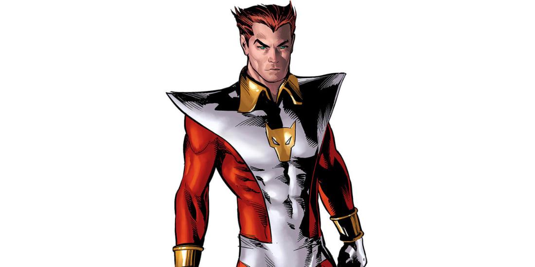 Image result for starfox marvel comics
