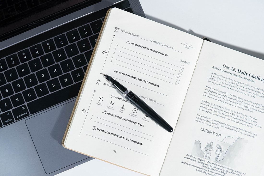 10 best journals and planners for productivity journal