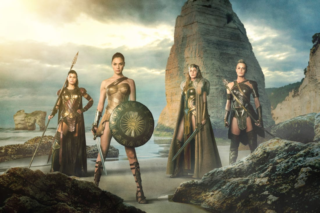 Wonder Woman': We Finally Know How Gods, Amazons, and Ares