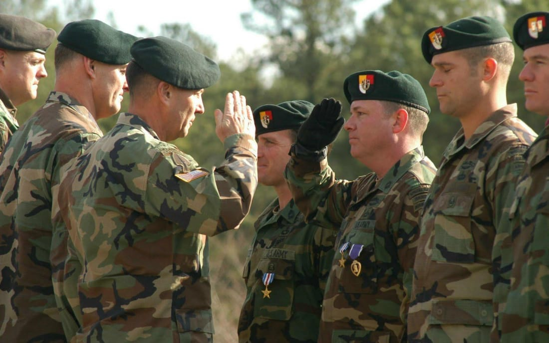 6a99180db78dd Almost everybody knows who the Green Beret are