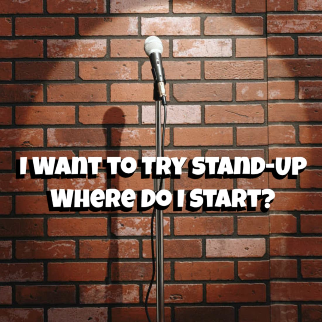 How to Get into Stand-Up Comedy