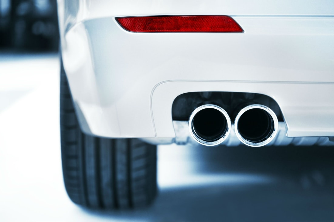 Signs It Is Time to Replace Your Exhaust System   Wheel