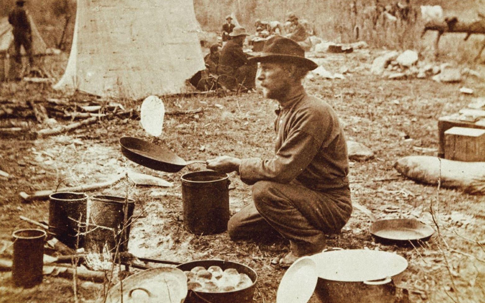 Authentic Civil War Recipes | Feast