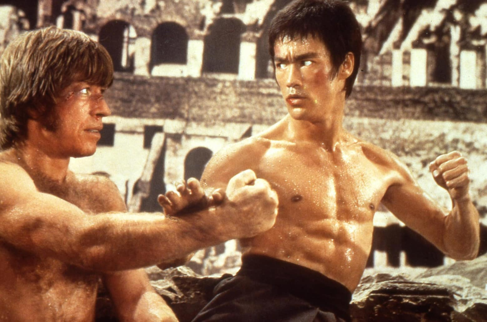 Bruce Lee and Chuck Norris paved the way for celebrity martial artists. The  genre and perhaps even the success of the sport honor these two larger than  life ...