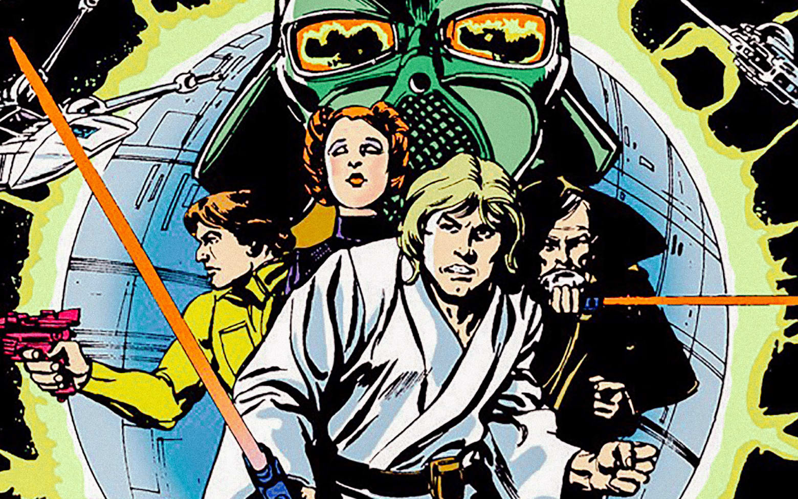 the entire run of star wars comics is available online for free