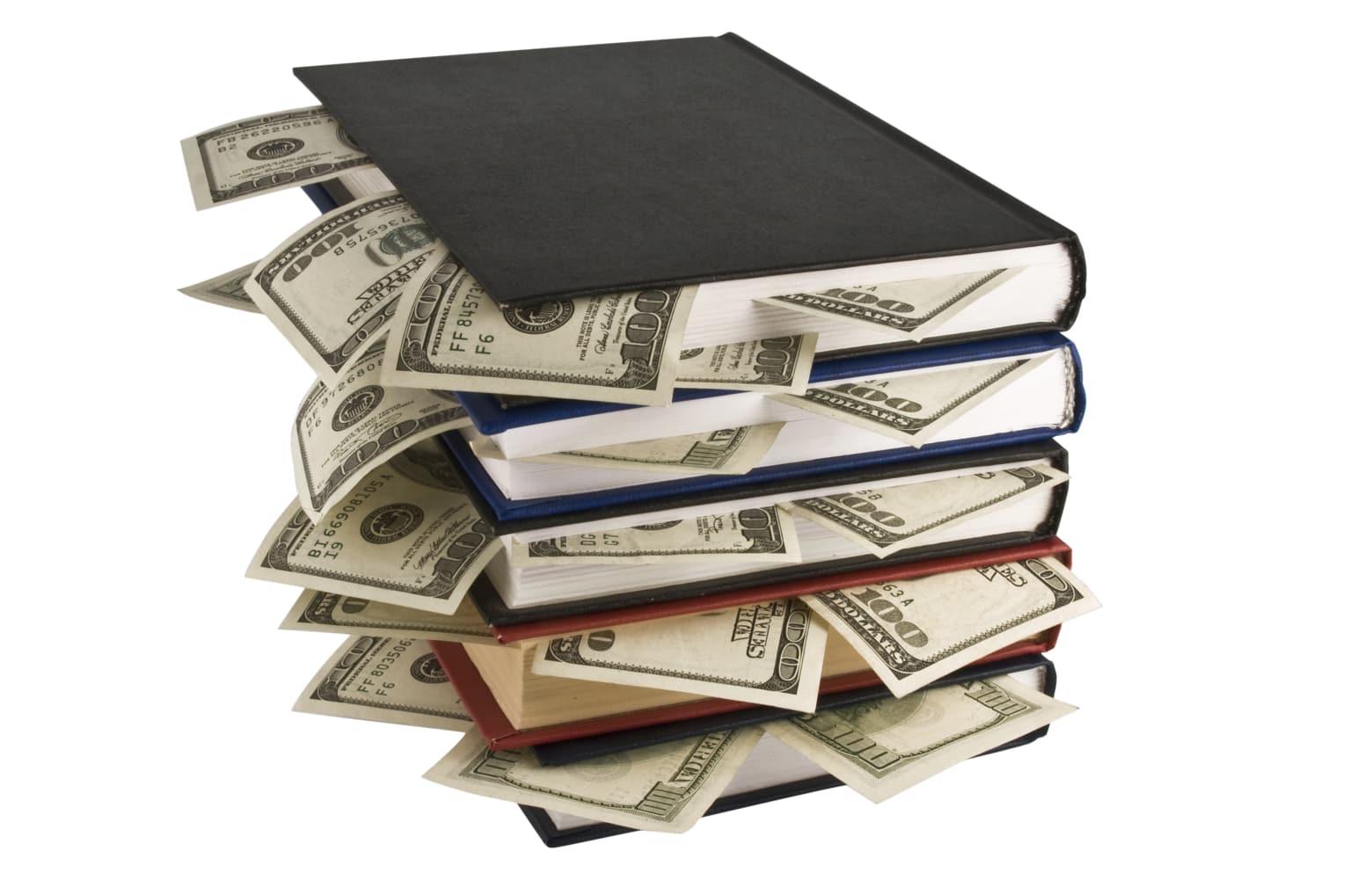 best books about money management journal