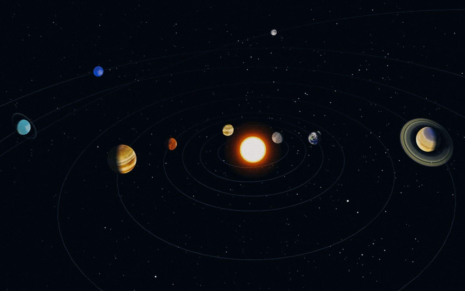 солнечная система смотреть картинки однажды