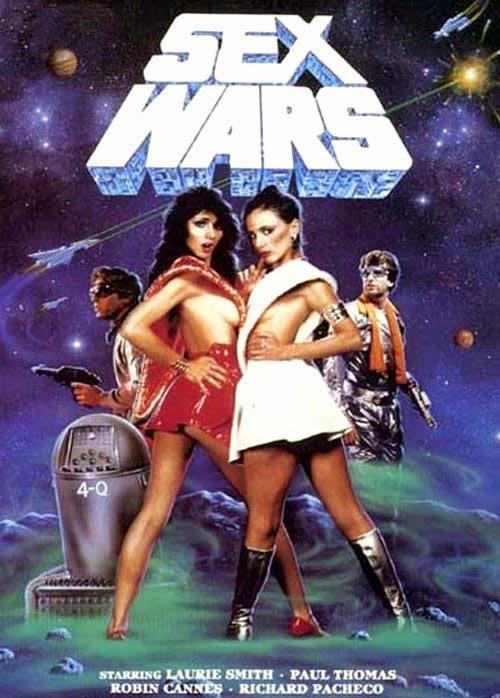 StarWars porno filme