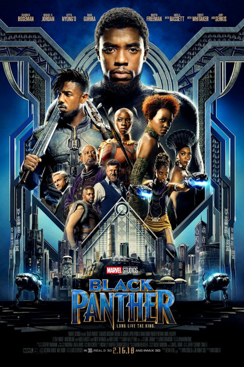 Anthony's Film Review—'Black Panther' (2018)