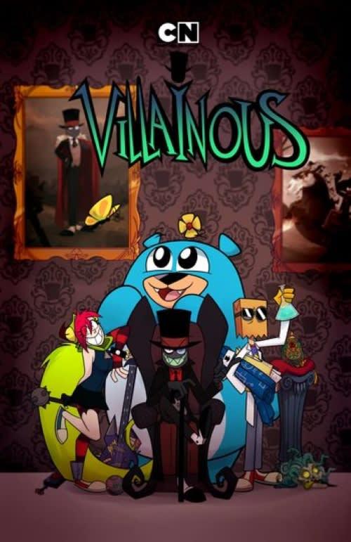 Pilot Review - 'Villainous,'