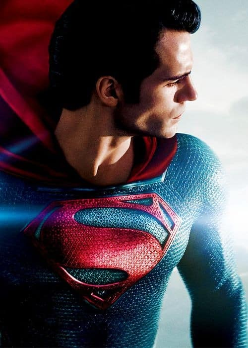 Who is the new superman dating