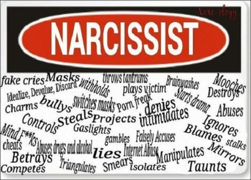 How to handle dating a narcissist