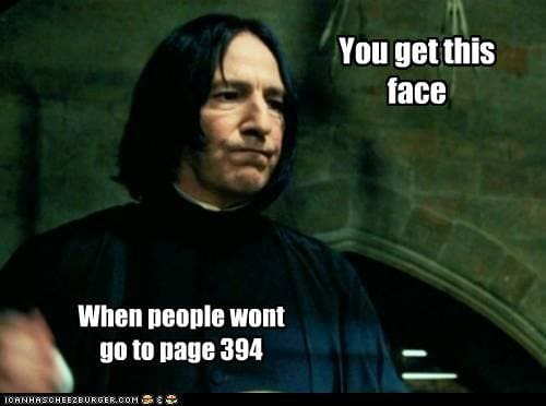 Severus Snape: Good, Bad, or Both? | Geeks