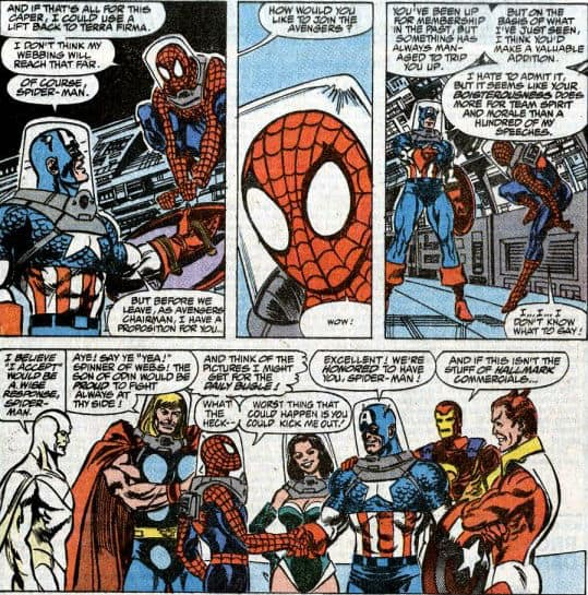 7 Spider-Man Comic Interactions We Want to See in 'Avengers