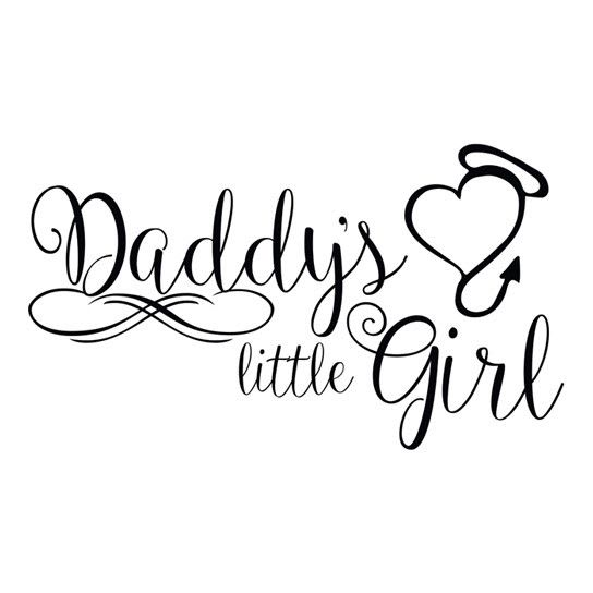 Daddy's Little Girl | Families